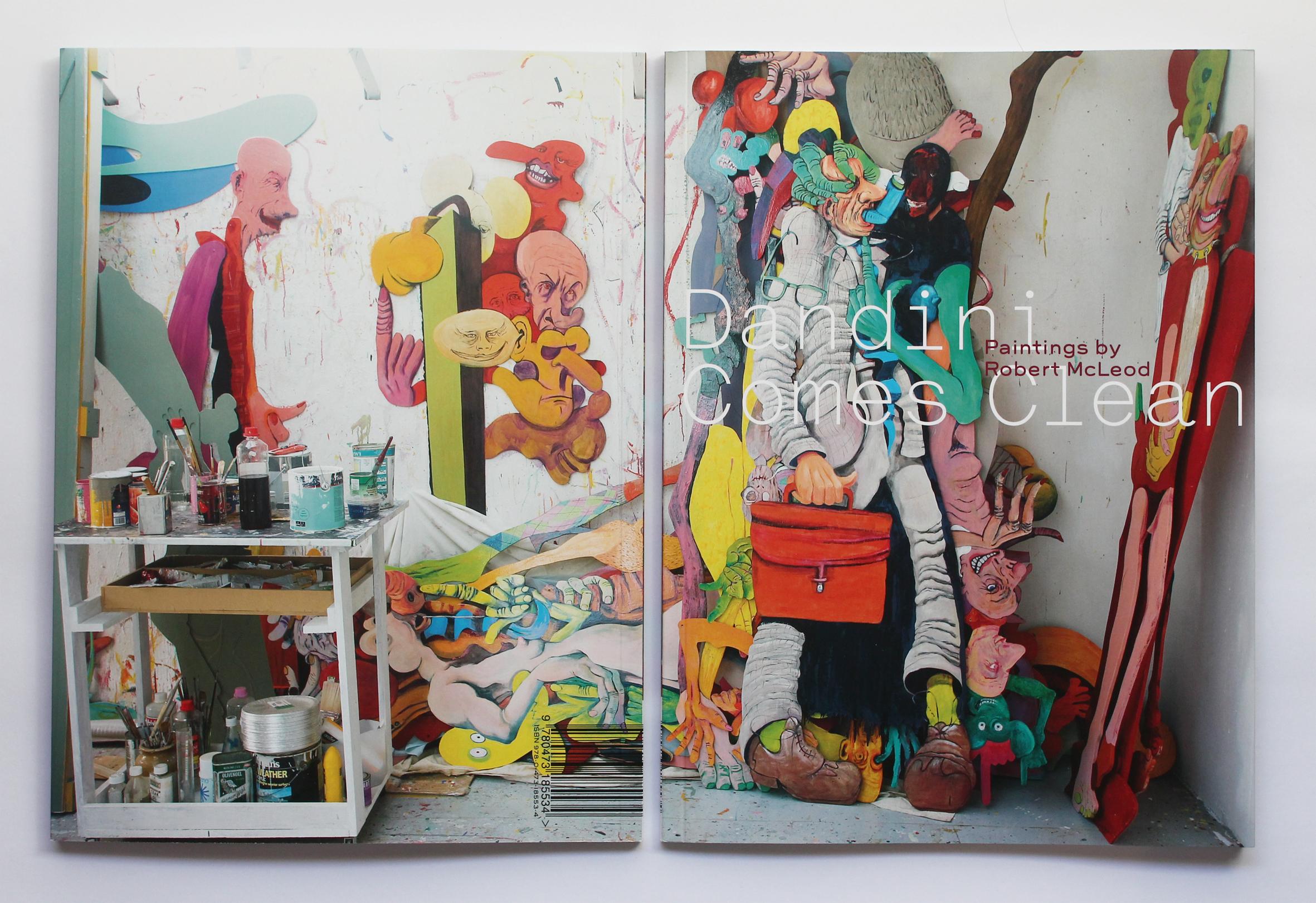 Dandini Comes Clean: Paintings By Robert McLeod