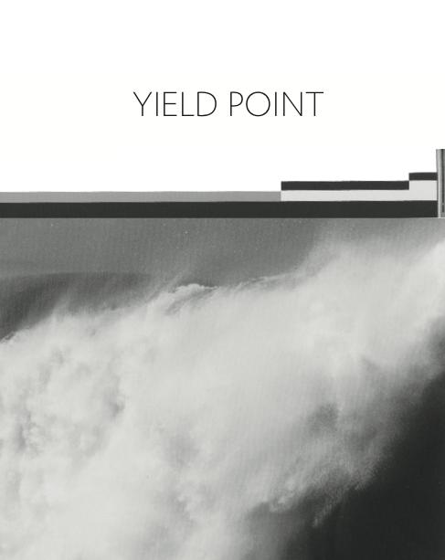 Scott Gardiner, Yield Point, w/ text by Ria Camp