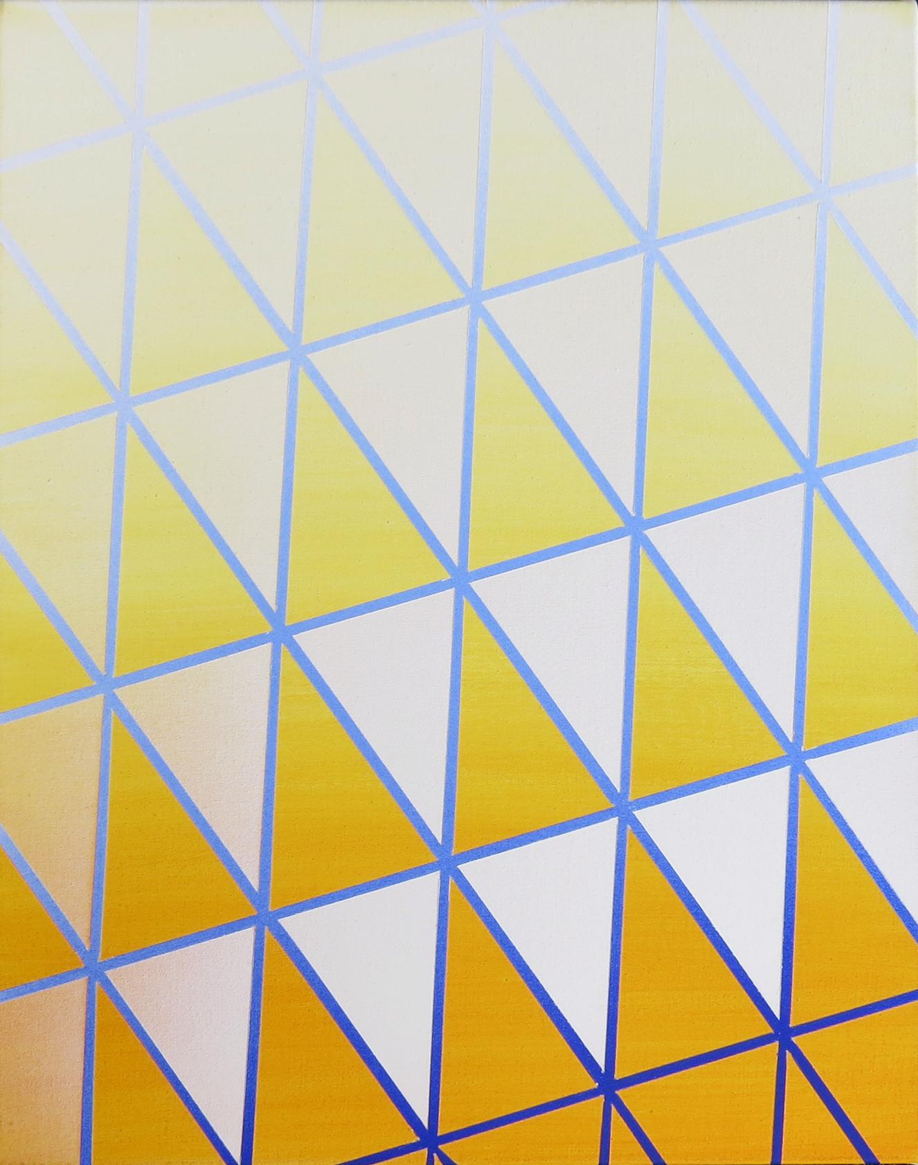 Oscillate #3, 40 x 50cm, Acrylic on canvas, 2016.jpg