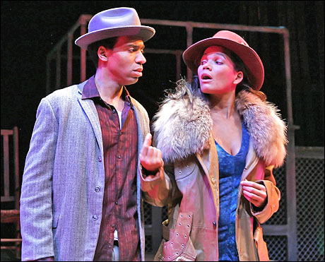 Home , Signature Theatre (with Kevin T. Carroll)