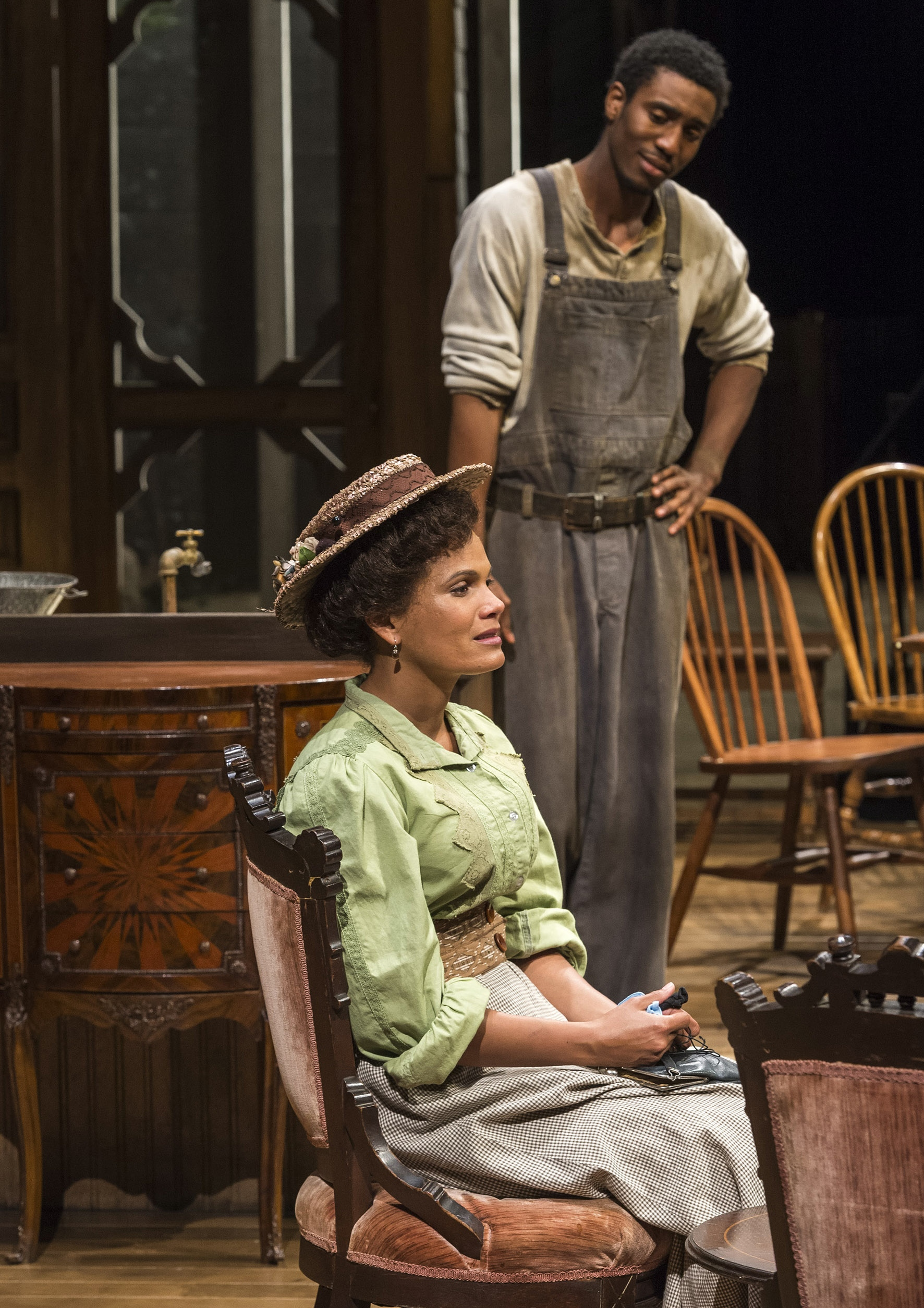 Joe Turner's Come and Gone , Mark Taper Forum (with Gabriel Brown)