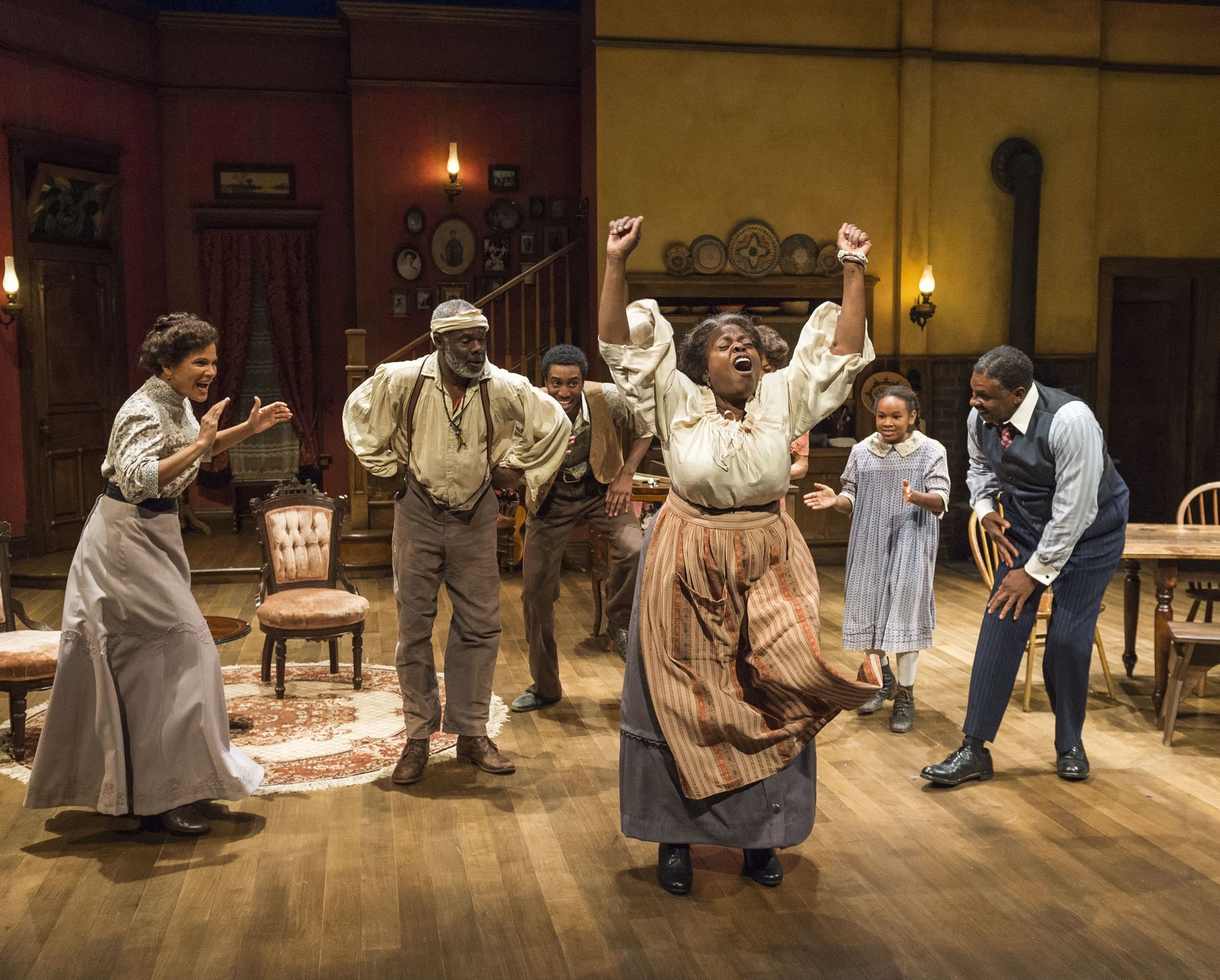 Joe Turner's Come and Gone , Mark Taper Forum