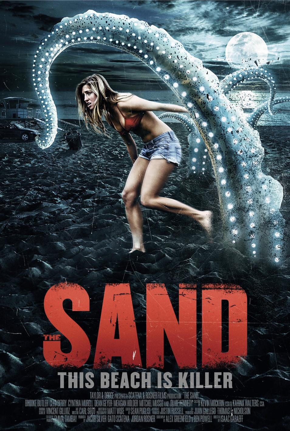 """'The Sand"""" Feature coming out soon!"""