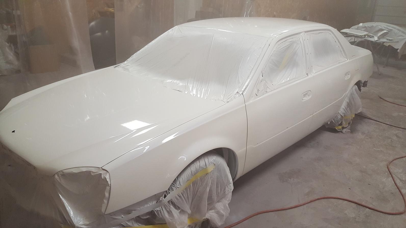 Paint Your Car in Jefferson City Missouri