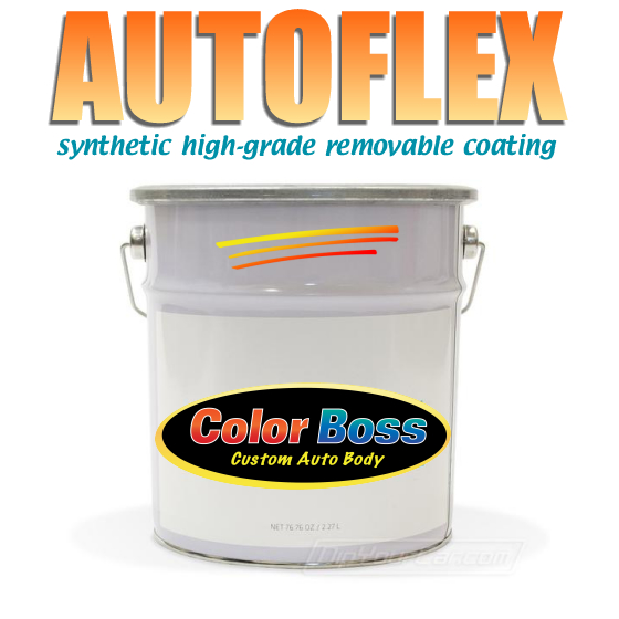 AutoFlex Professional Grade Coating by DipYourCar