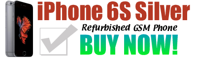 Get great deals on official refurbished iphones on amazon!