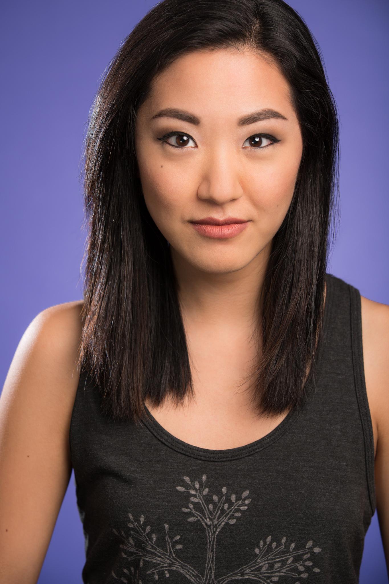 Hannah Choi Headshot