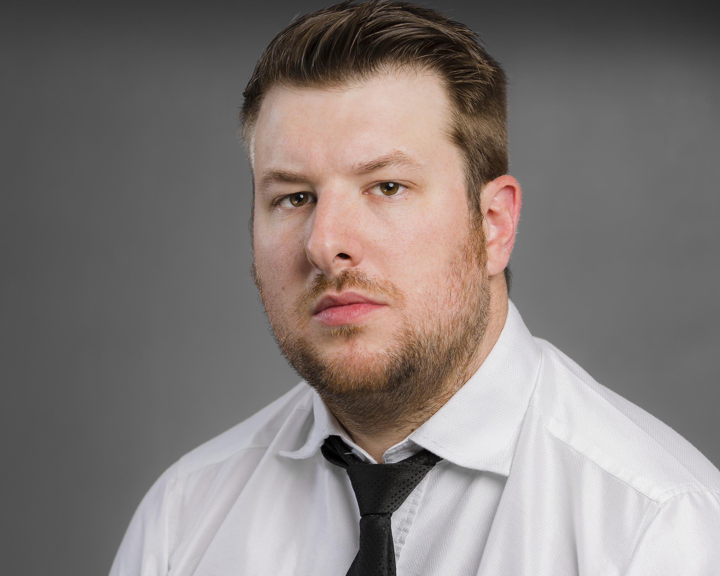 Matthew Gilmore Actor Headshot
