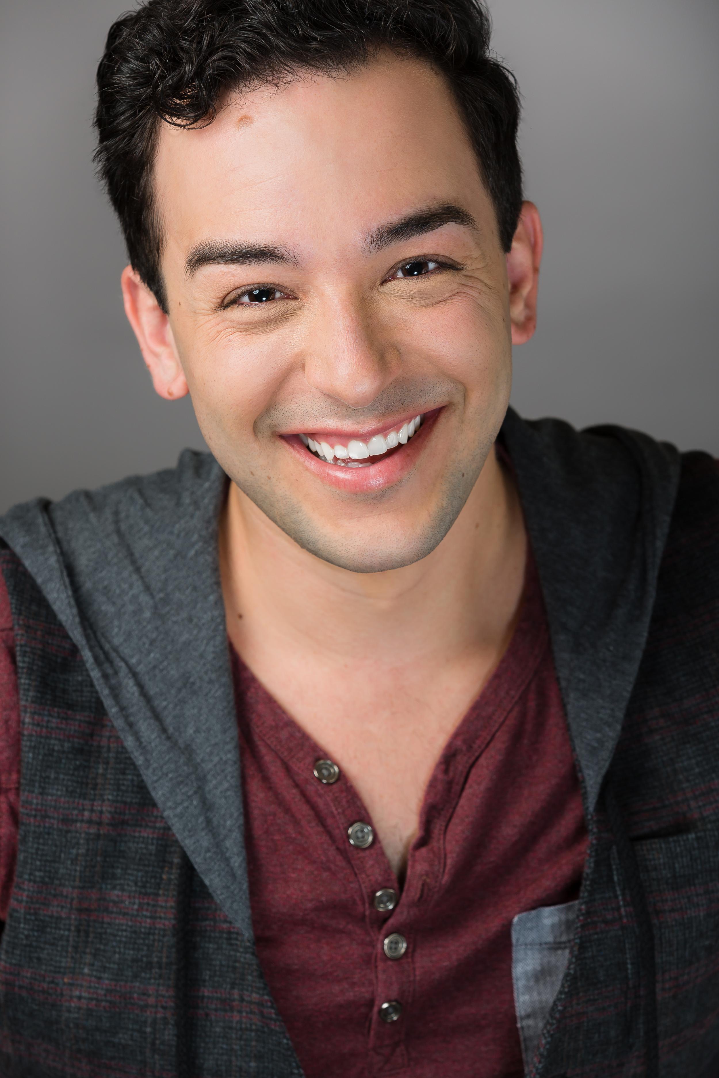Jace Rotunno Actor Headshot
