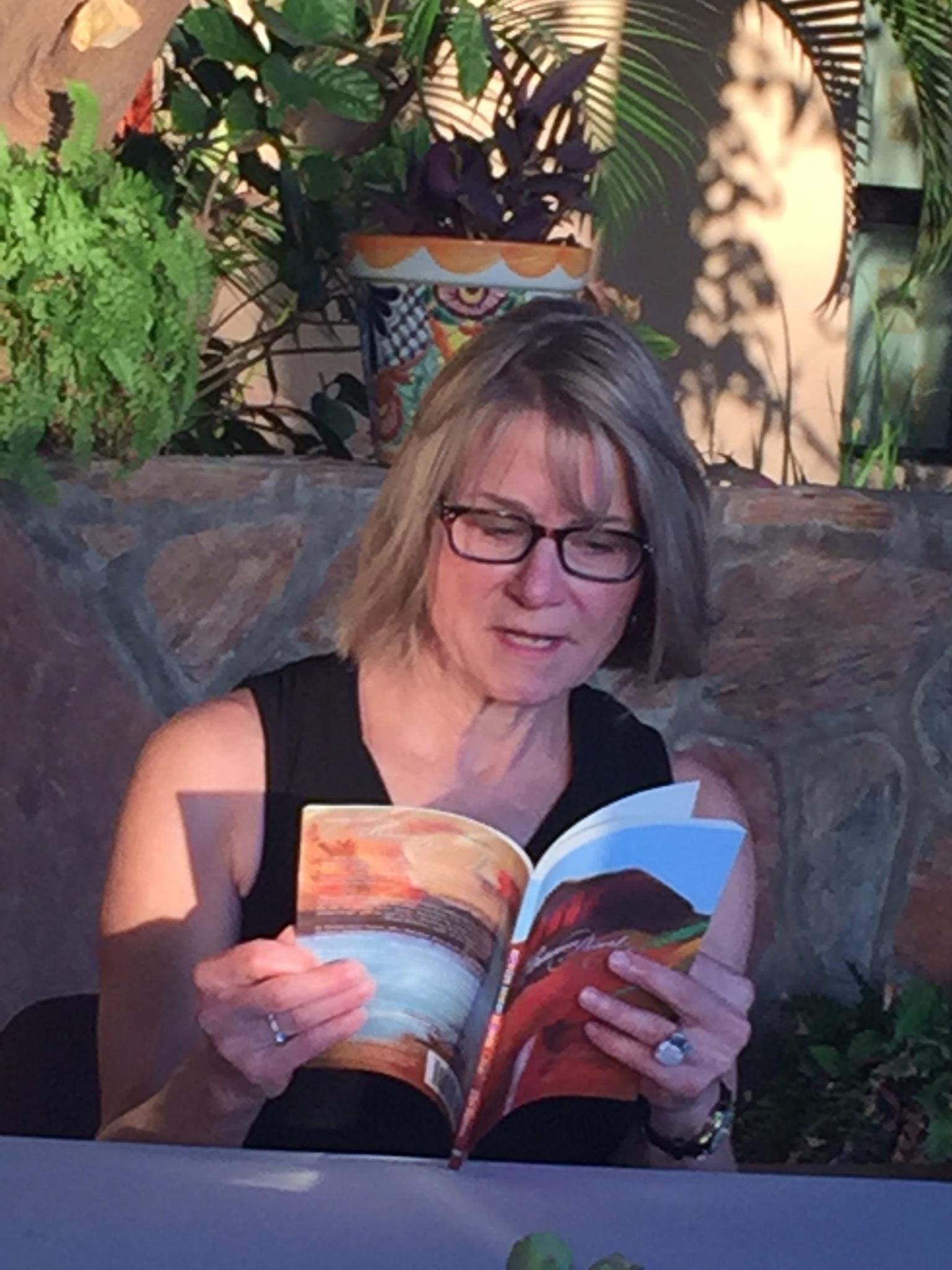 Ellen Waterston reads from her essay collection