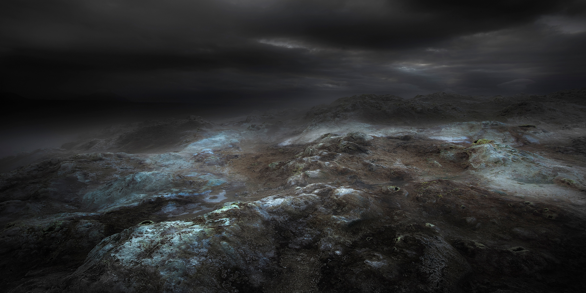 Underground - Iceland 2011