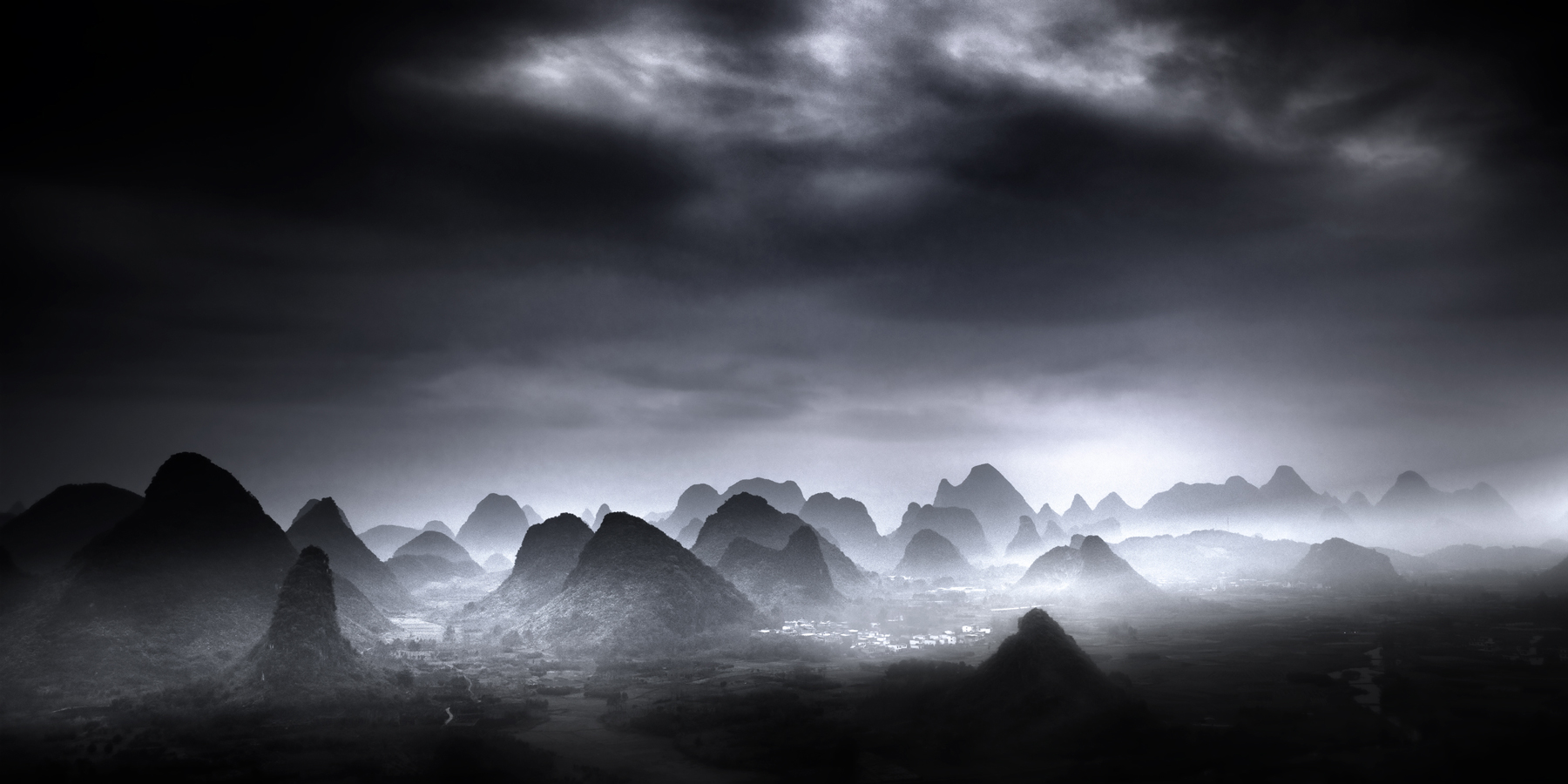 Ghosts - China 2018