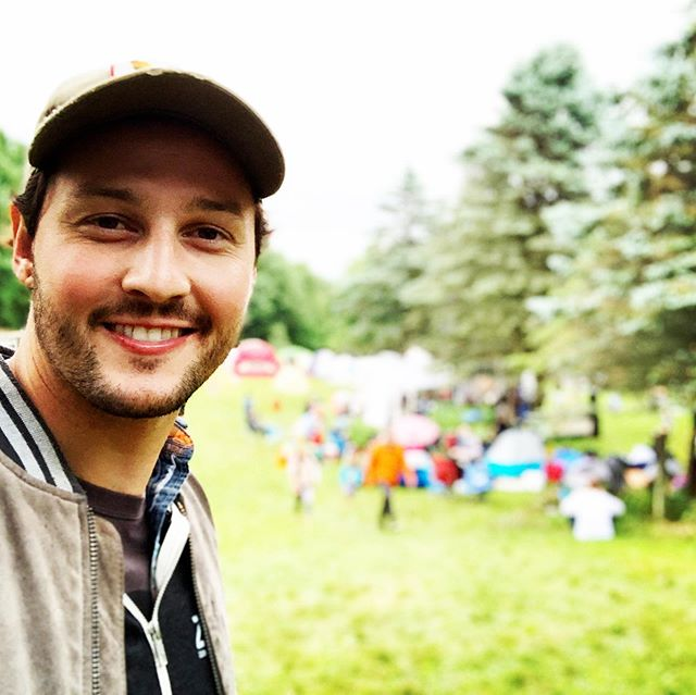Good times this weekend @squarelakefestival with my good buddy @danroth80 Fun to see local independent talent @frankieleemusic @thecactusblossoms @blackeyedsnakes @michaelrossetto play at this hidden outdoor festival.