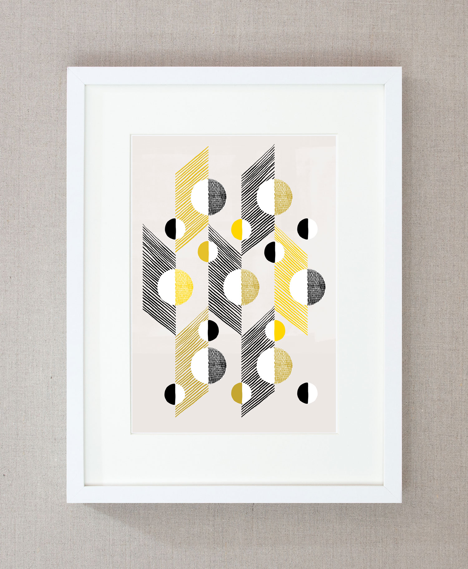 A selection of Gicleé Art Prints  available from  Brick + Mortar Creative