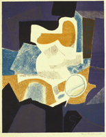 Figure 6. The White Pitcher, 1961