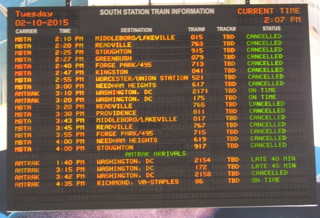 fines for MBTA commuter rail operator, Keolis - Now $1 6M to