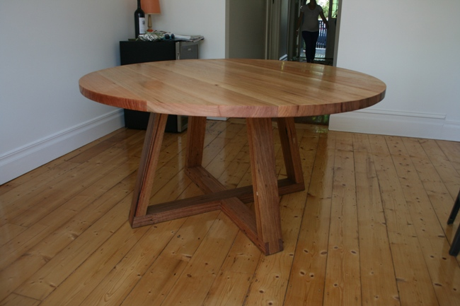 Harwood Dining Table