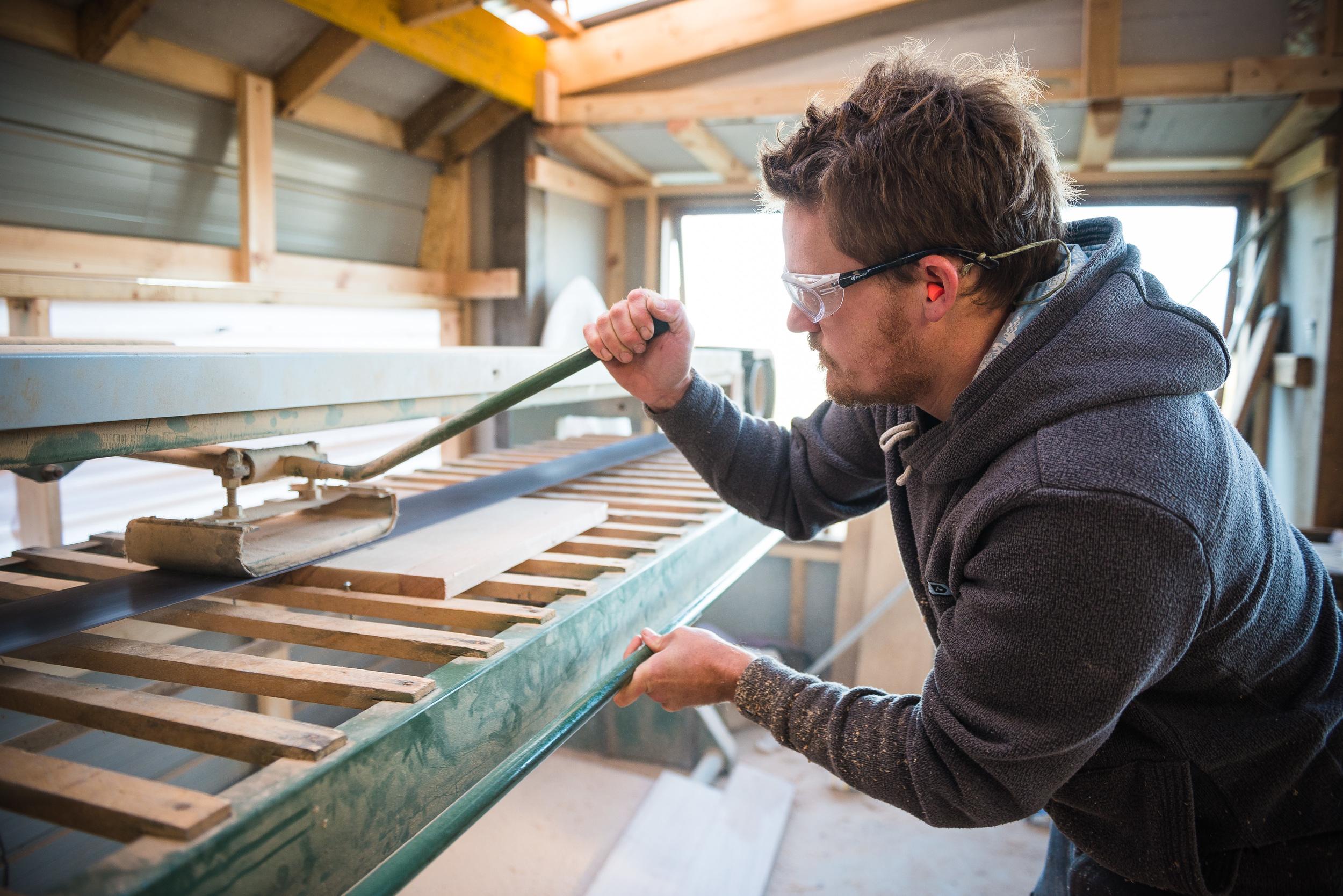 custom made timber furniture