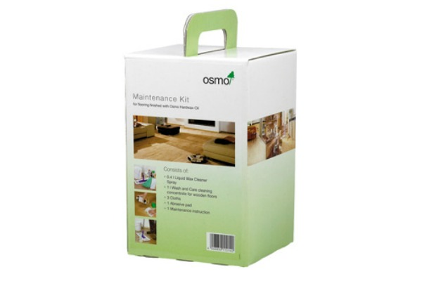 Osmo maintenance kit - natural timber finishes