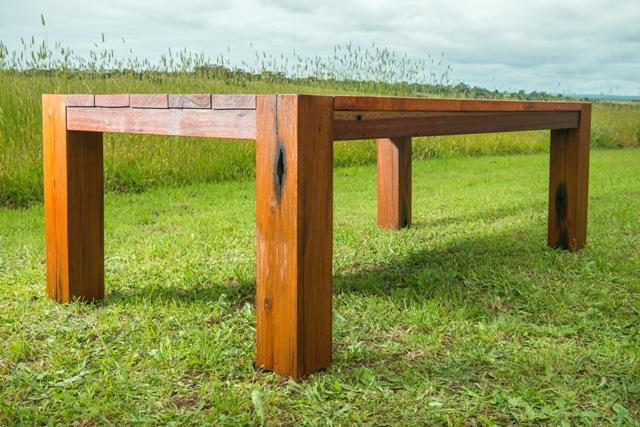 custom outdoor dining table Sydney