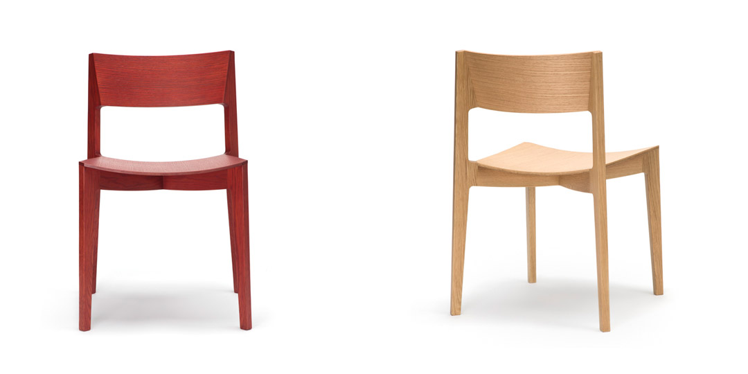modern timber dining chairs