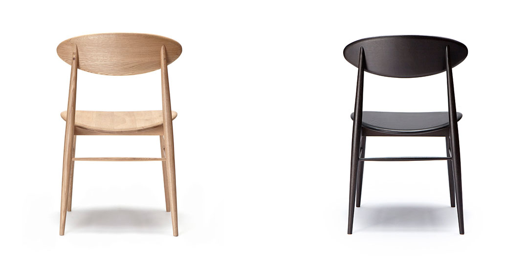 Modern American Oak Dining Chair