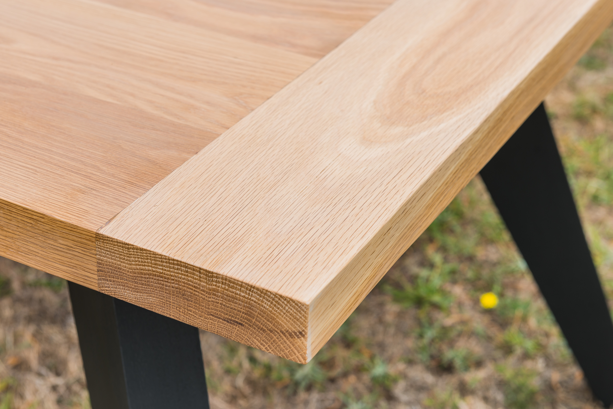 natural looking timber furniture