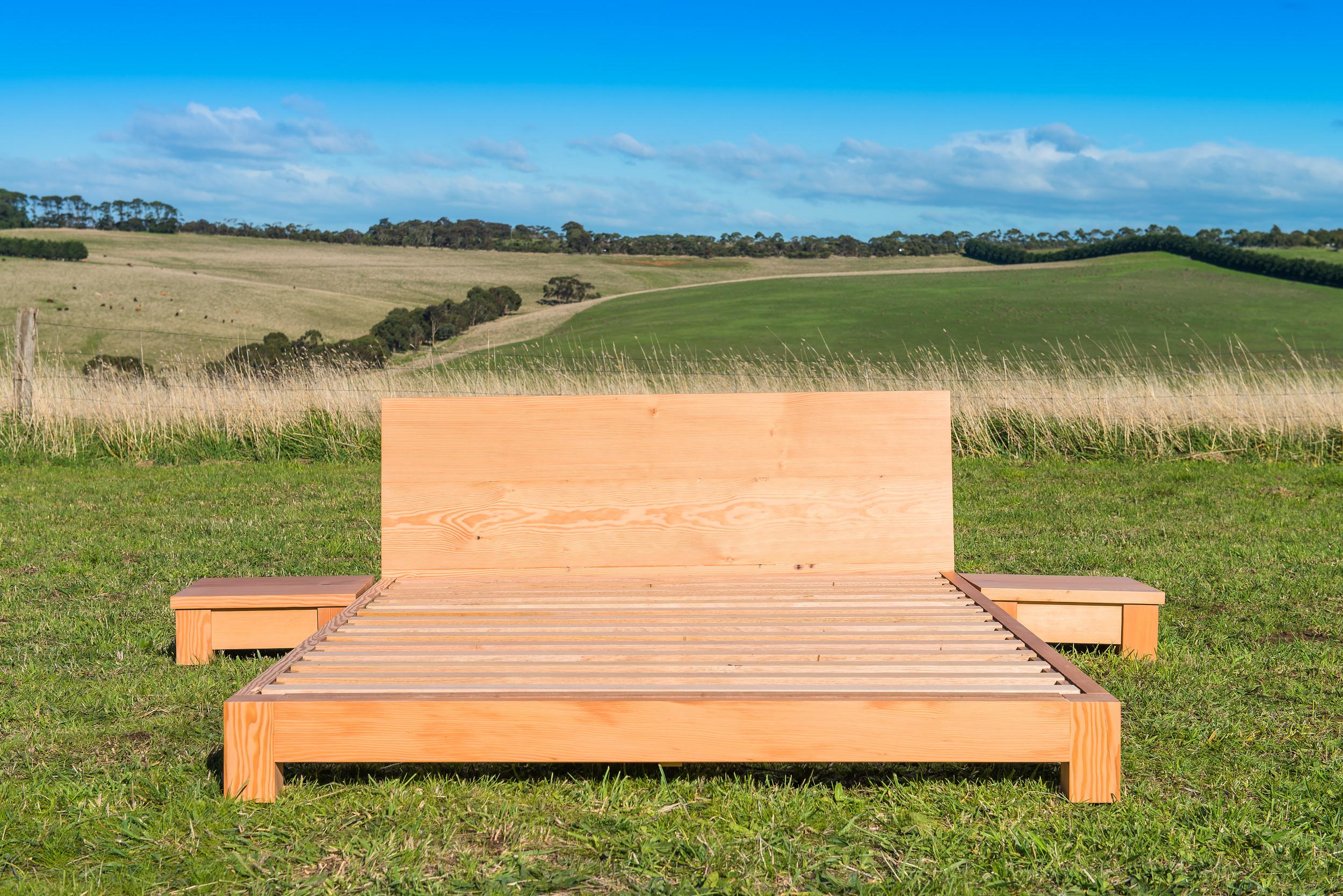 oregon timber bed