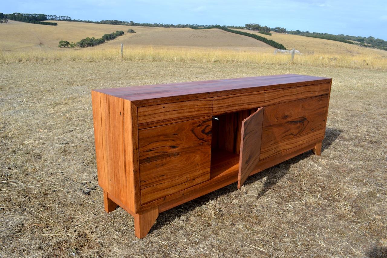 custom made buffet  recycled timber buffet