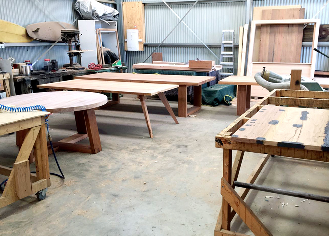 recycled timber furniture on sale