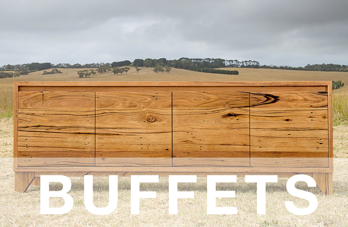 timber buffets sale