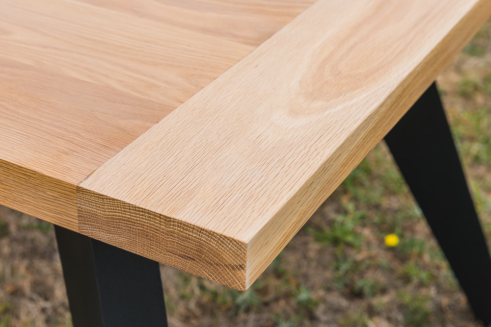 American Oak bench top