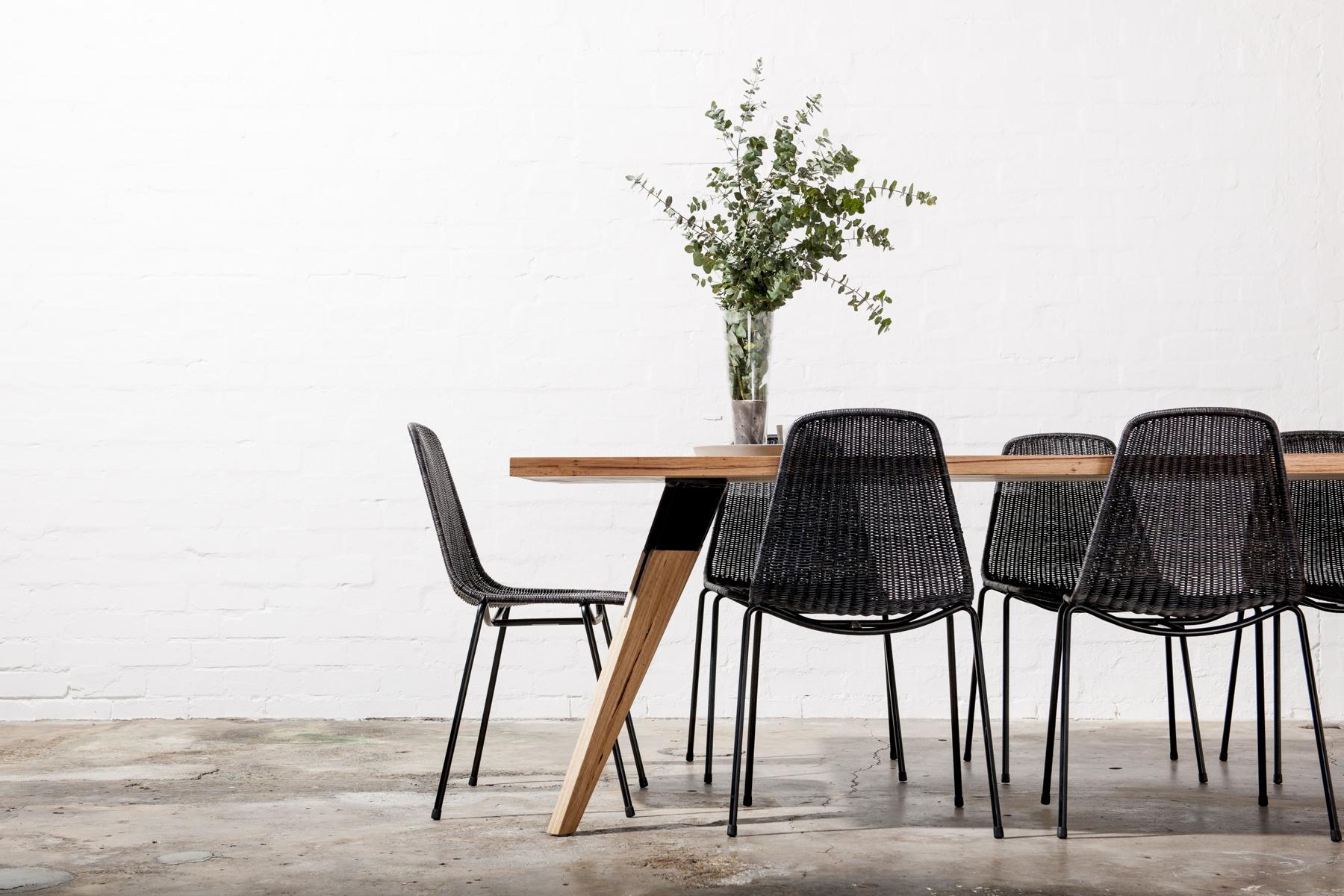Australian made designer dining table