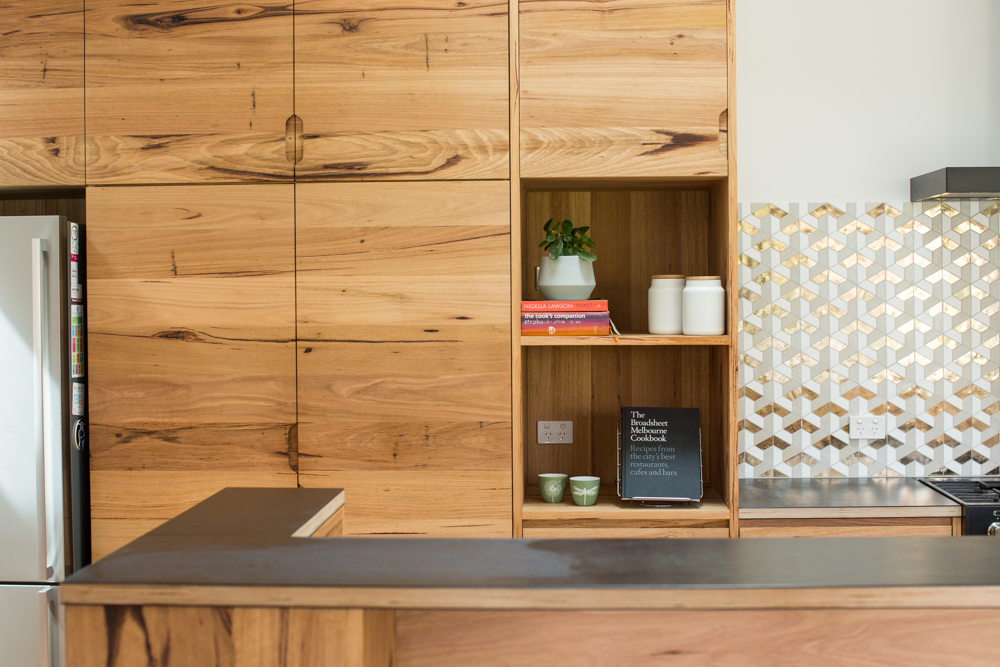 timber kitchen doors