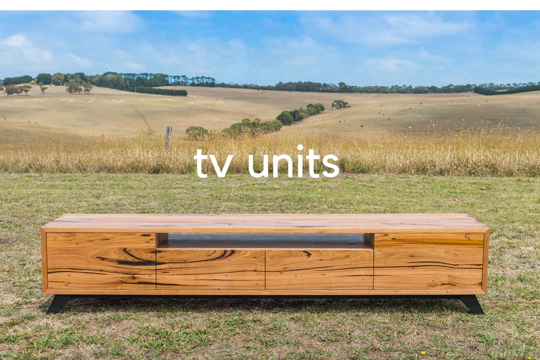 custom made TV units Melbourne