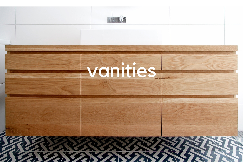 timber vanities melbourne