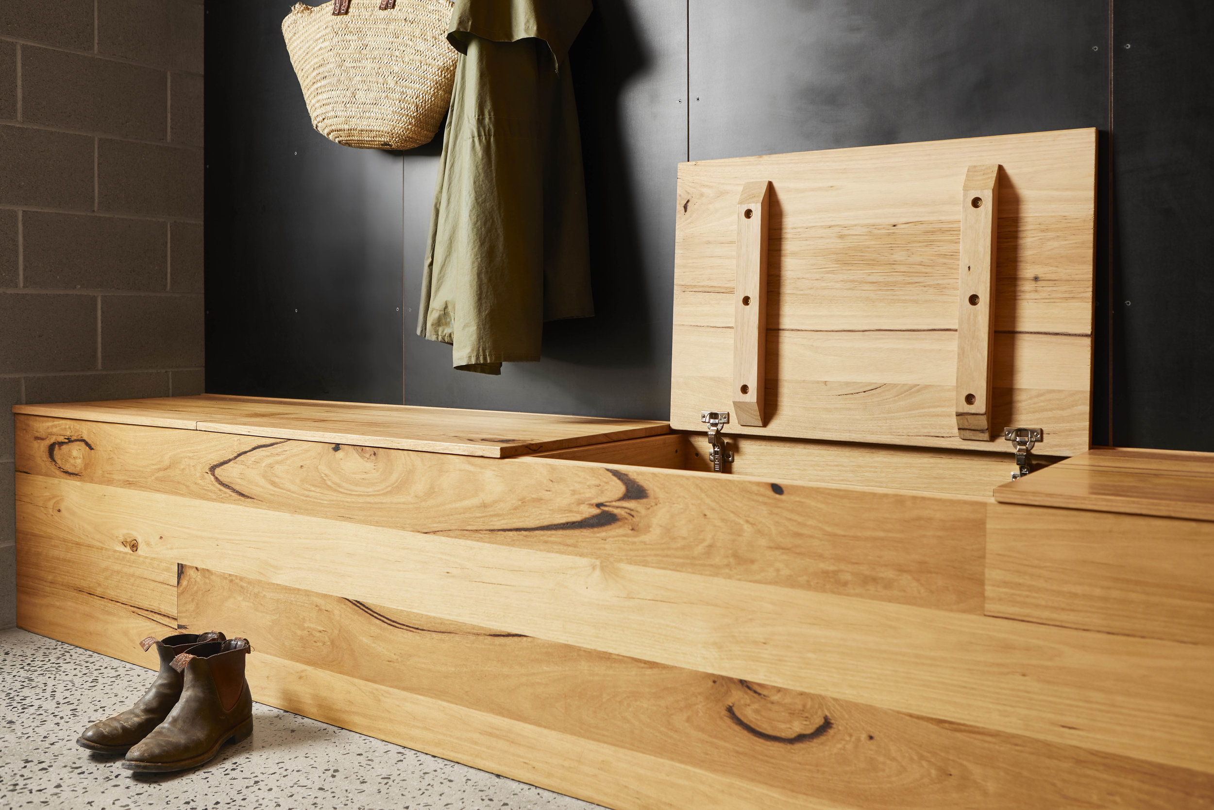solid timber joinery