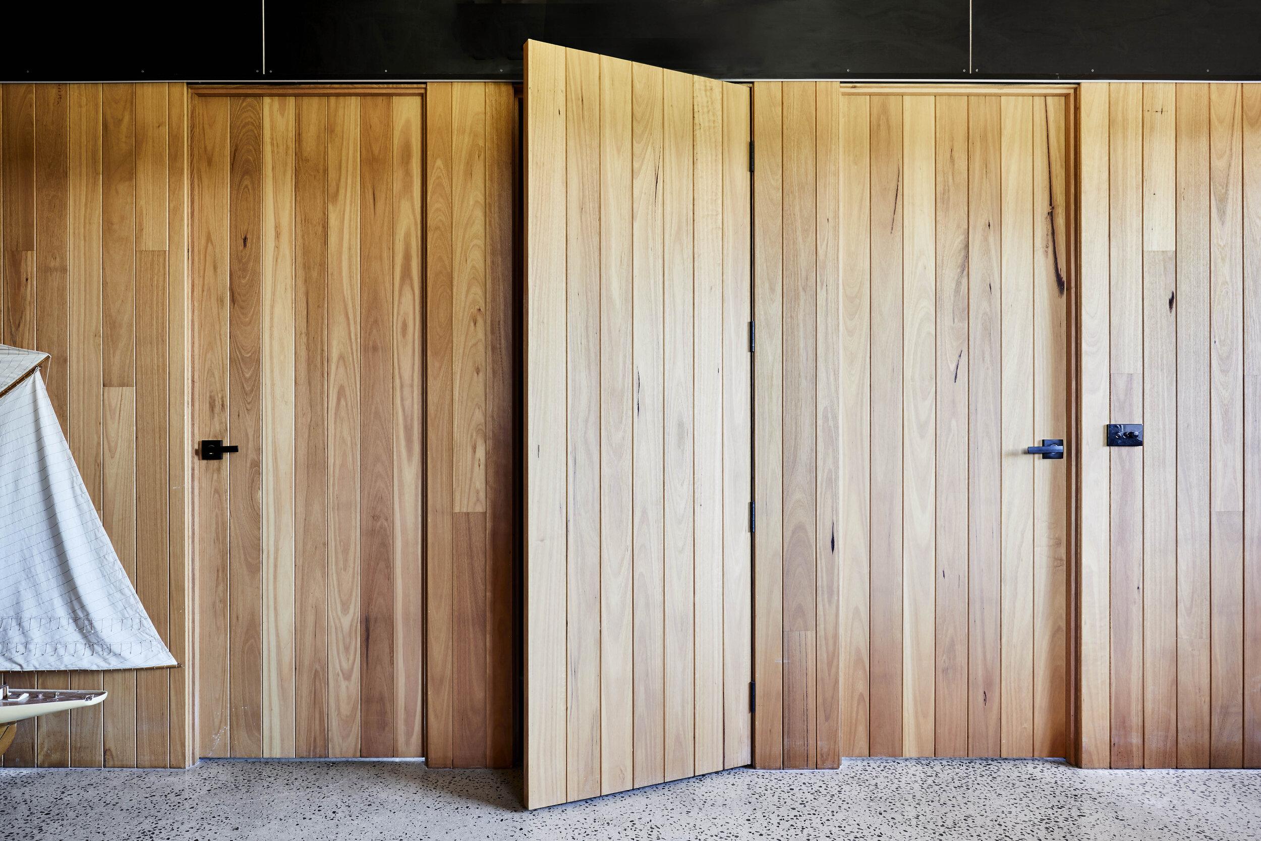 timber internal doors