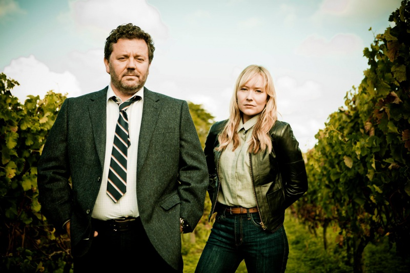 The Brokenwood Mysteries for South Pacific Pictures Marlon Williams & Delaney Davidson