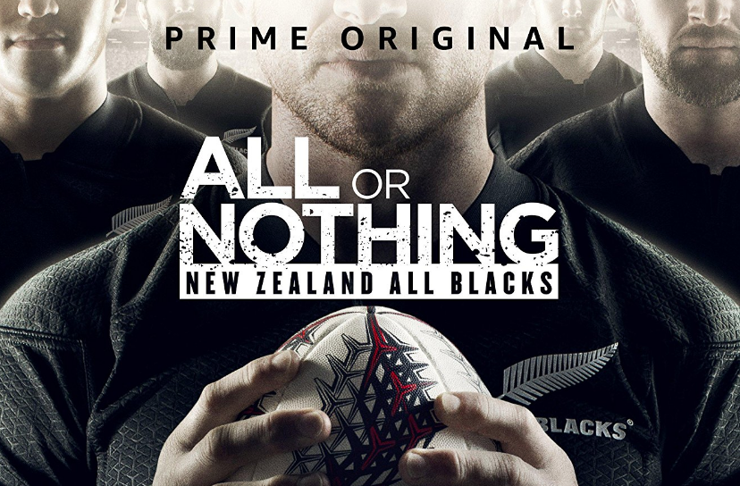 Music Supervision - Amazon Prime TV   All Or Nothing : New Zealand All Blacks