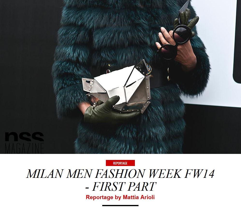 NSS Magazine - January 2014 - Italy - Xaguara