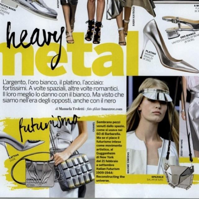 Gioia magazine - february 2014 - Italy - Xaguara