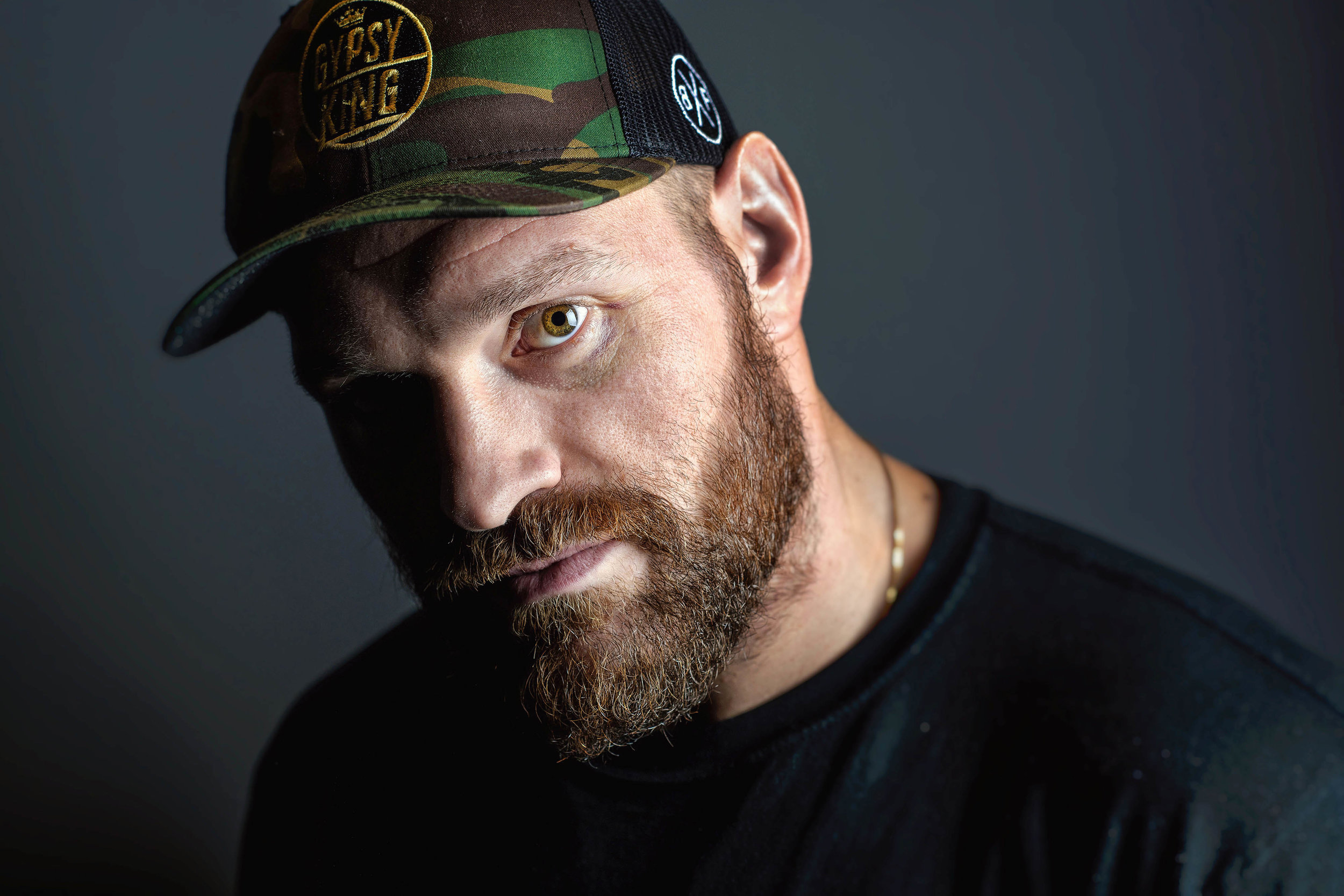 TYSON FURY PORTRAIT PHOTO CREDIT PAUL COOPER