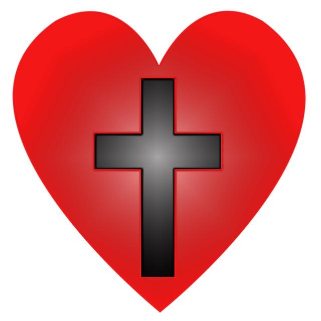 https://pixabay.com/en/heart-red-shiny-design-love-jesus-1218006/