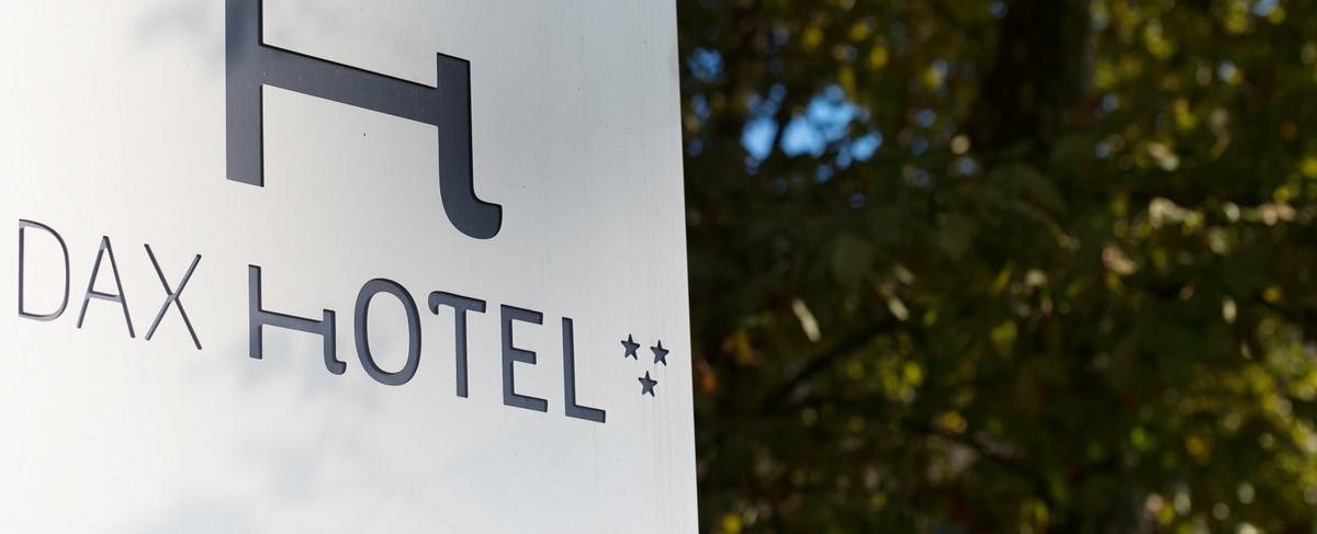 Dax Hôtel, 3 étoiles, ouvert 7/7j 24/24h