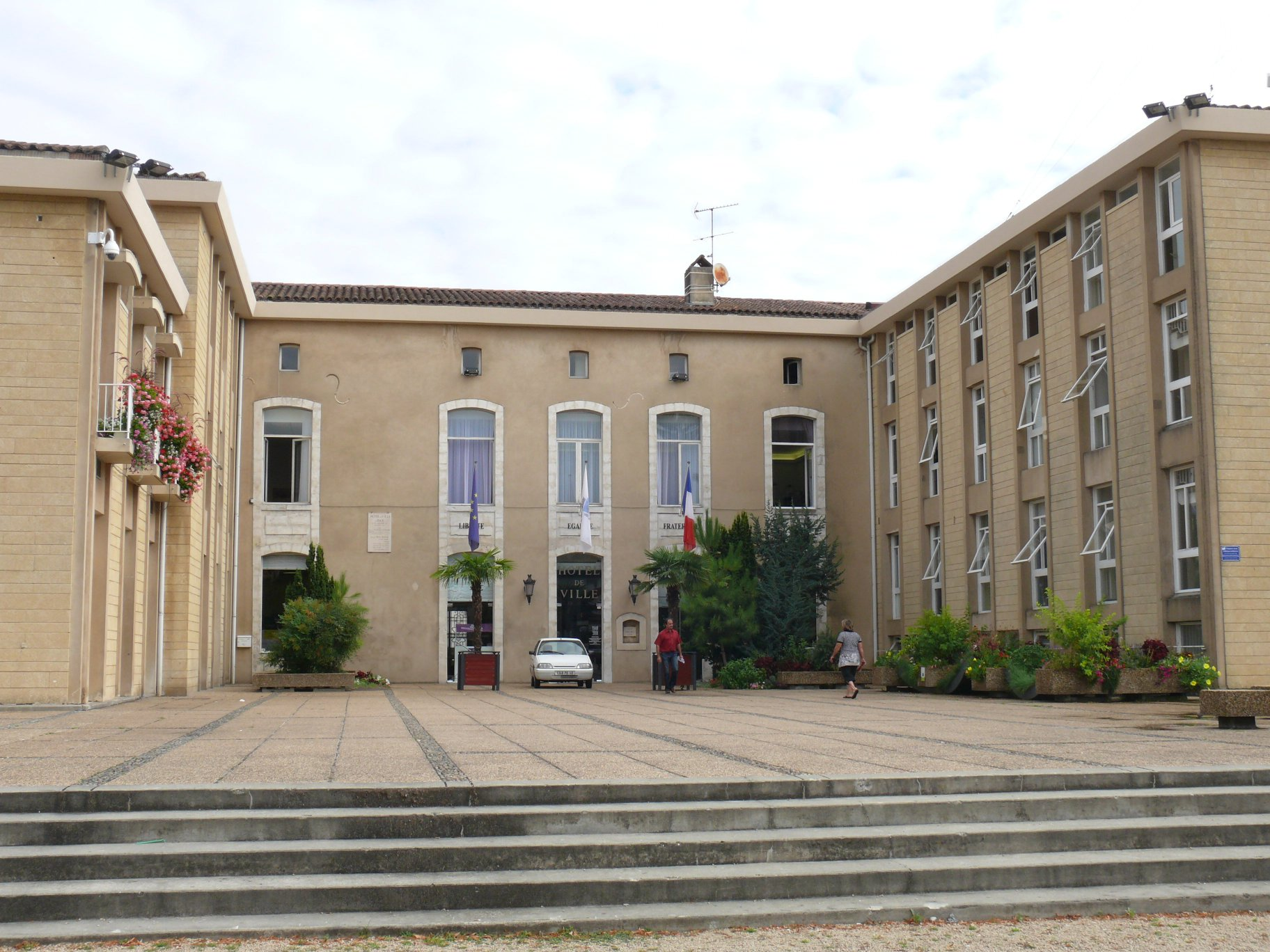 Mairie de Dax