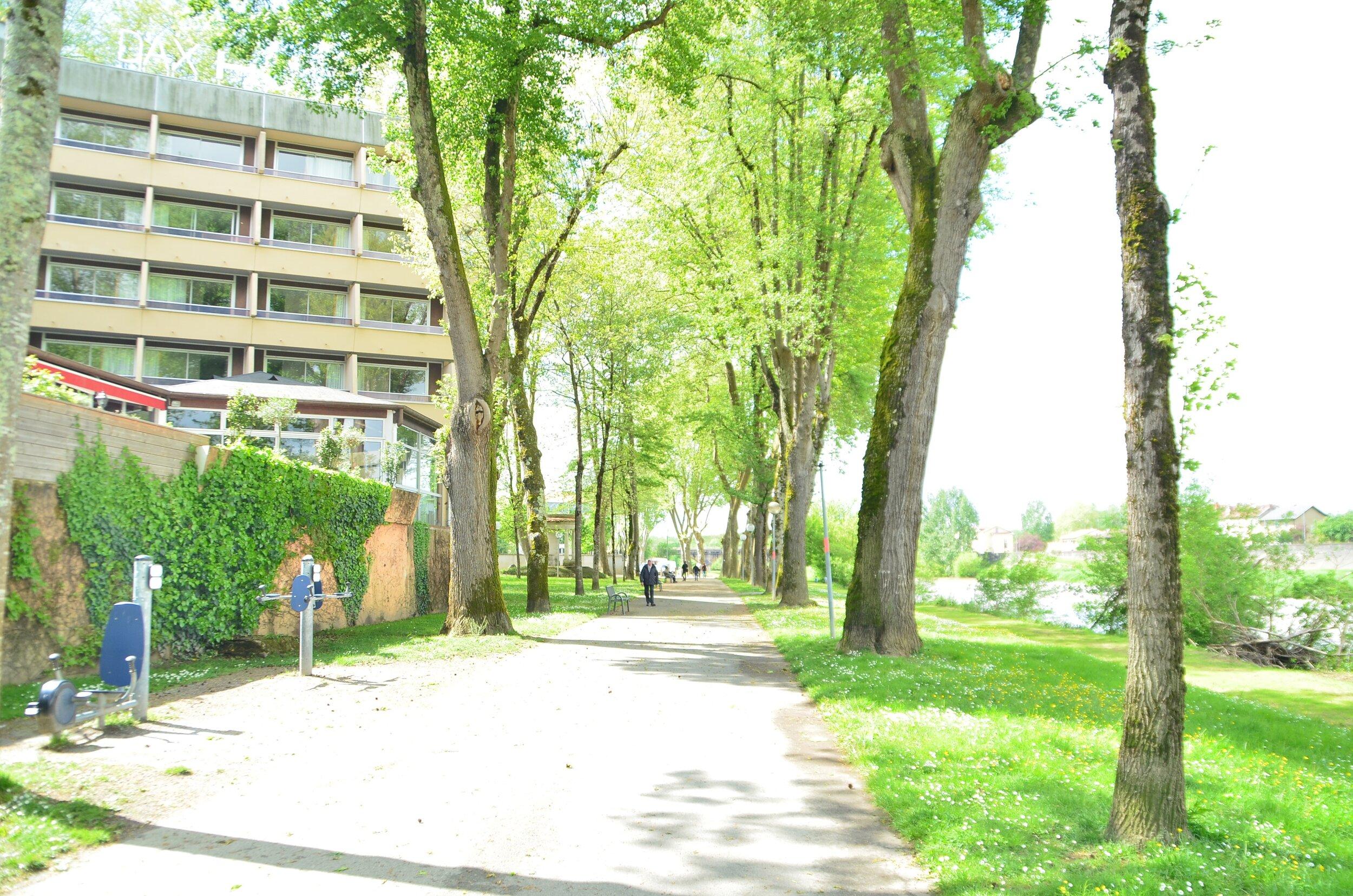 Dax Hotel nature et ville