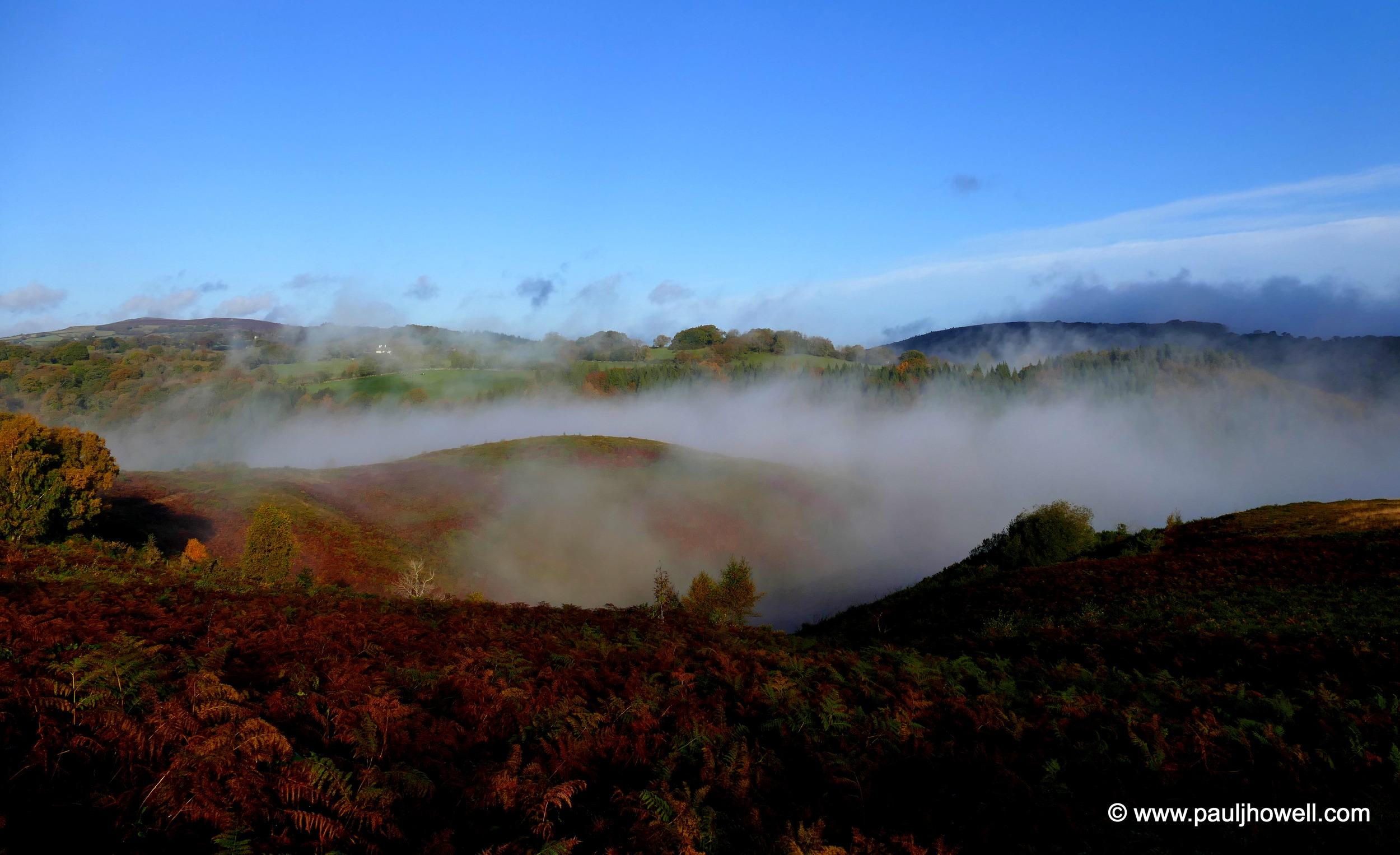 Dartmoor Autumn Sunrise