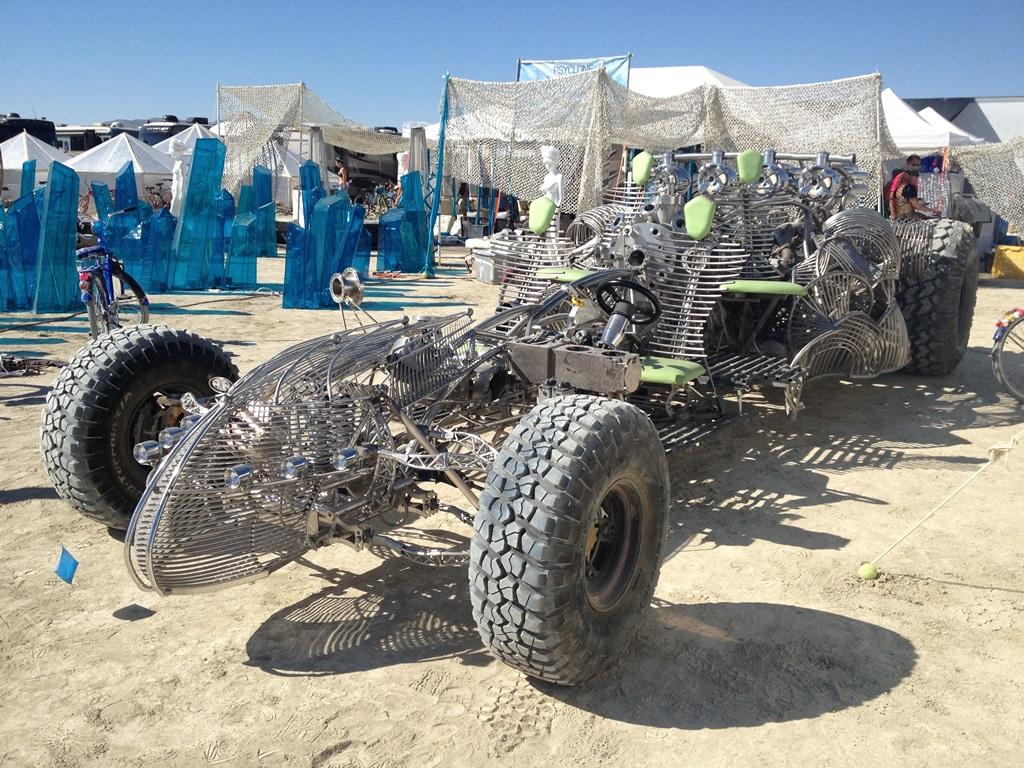 Mutant Vehicle