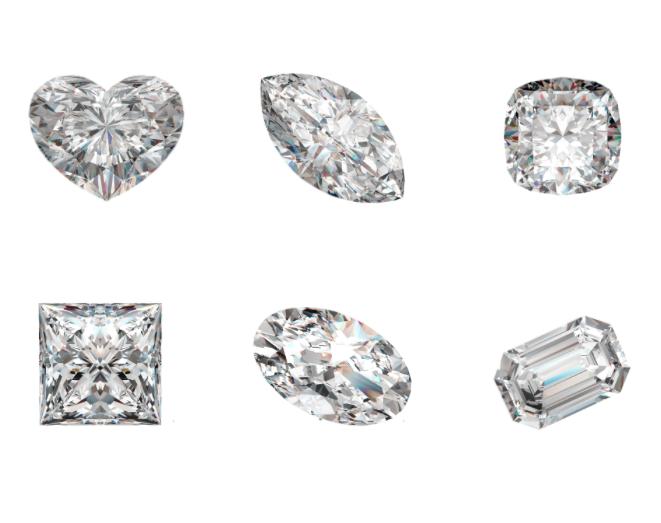 LOOSE DIAMONDS -